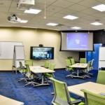 Classroom at DU