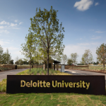 Deloitte University—   What were they thinking?