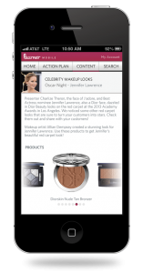 Learner Mobile - Celebrity Products Referrals